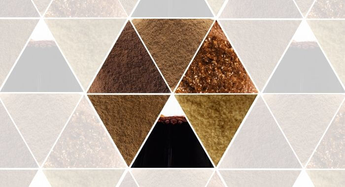 Hexagon shape has 6 triangles with products from the Carbofen Line. 4 triangles has powdered products, 1 has a flaked product and the last is a liquid product. All the products from the Carbofen line substitute the vinsol resins.